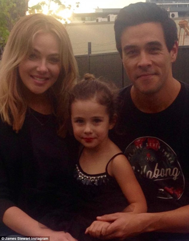 Family: The couple share five-year-old daughter Scout, who is Jess is trying to spend more time with