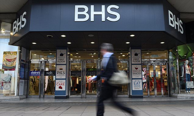 BHS customers personal details sold to Qatar firm owned by Janet Jackson's husband