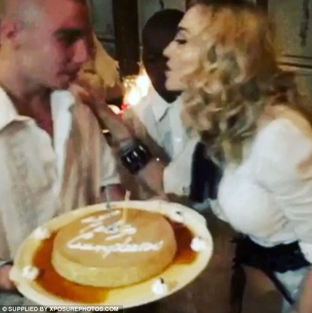 Happy birthdays: Recently, Rocco and Madonna have celebrated their 16th and 58th birthdays, respectively, together