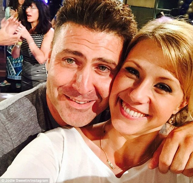 Hodak and Sweetin became engaged in January of this year, but it is unknown if they have a wedding date set