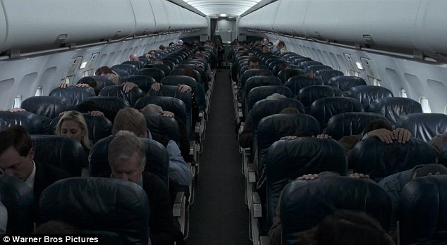 'Brace for impact': Sully warns passengers to prepare for a crash landing in the dramatic trailer