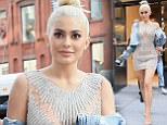 September 8, 2016: Kylie Jenner is seen shopping at the Meat Packing District out in New York City. Mandatory Credit: PapJuice/INFphoto.com infusny-286