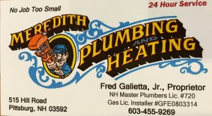 Meredith Plumbing & Heating