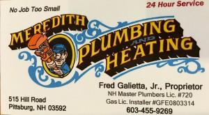 Meredith Plumbing & Heating