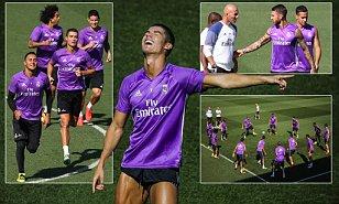 Real Madrid star Cristiano Ronaldo has announces 'I will play' against Osasuna