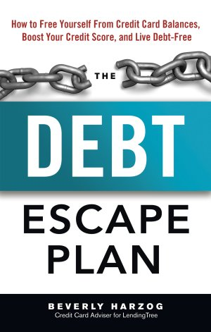 """Author Beverly Harzog's new book """"The Debt Escape Plan."""""""