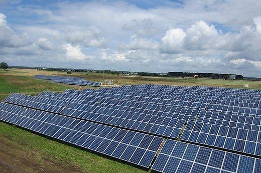 Rusonių saulės elektrinė