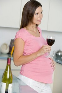 влияние алкоголя на плод