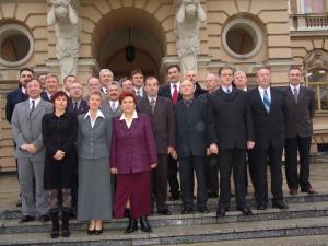 Rada Miasta, 2004 r.