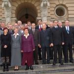 Rada Miasta, 2004 r. fot.: z arch. Jerzego