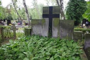 DOBRODZICKI Jerzy Kazimierz_ Grób gen. Jerzego Dobrodzickiego na Cmentarzu Wojskowym na Powązkach w Warszawie