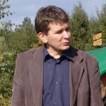 Jacek Lelek fot.:z arch. Jerzego Leśniaka