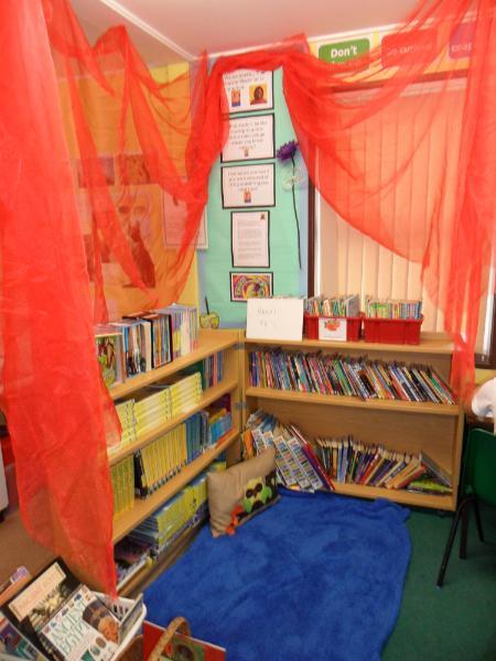 Reading Corner 1
