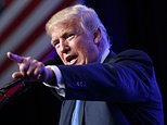 Republican presidential candidate Donald Trump speaks during a campaign rally at the James L. Knight Center, Friday, Sept. 16, 2016, in Miami. (AP Photo/ Evan Vucci)