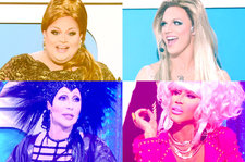 'RuPaul's Drag Race' Snatch Game: Ranking Pop Star Impersonations From Worst to Best