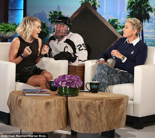 Surprise! Fans won't soon forget the latest prank Ellen DeGeneres pulled on her guest Carrie Underwood as part of Friday's episode