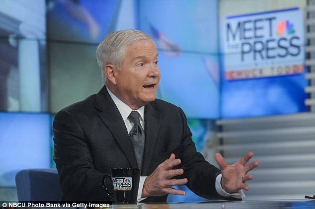 Former Defense Secretary Robert Gates says that when it comes to national security, he believes Donald Trump 'is beyond repair'