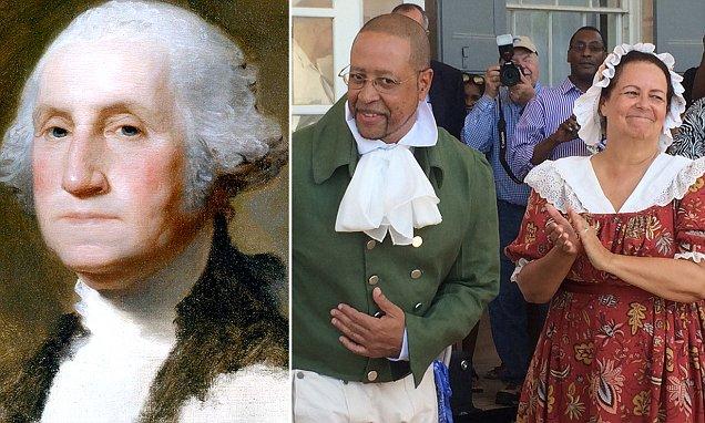 George Washington's estate finally acknowledges his biracial family tree