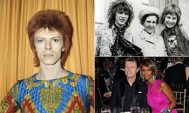 David Bowie may have killed himself according to a new book