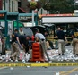 Police investigate the scene of an explosion on West 23rd Street on September, 18, 2016 in New York ©Kena Betancur (AFP)