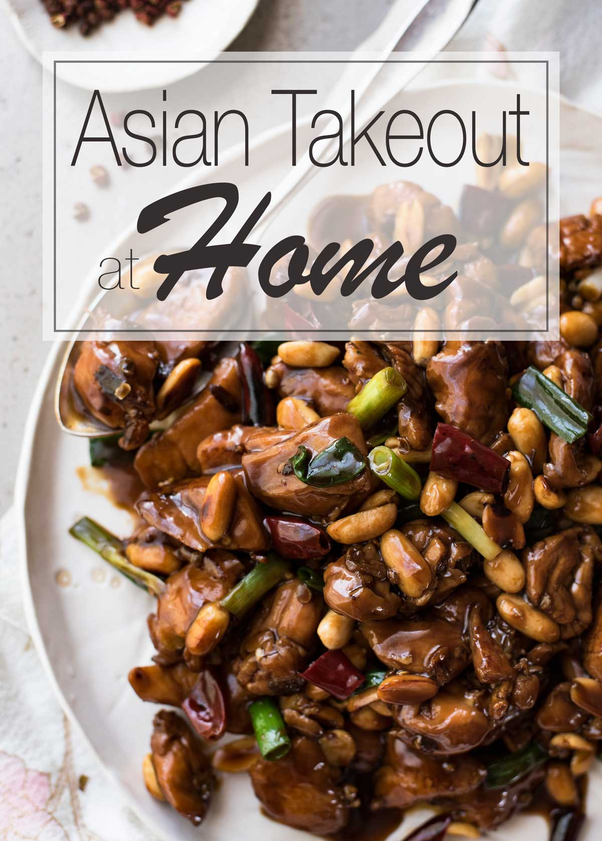 Homemade Asian Takeout