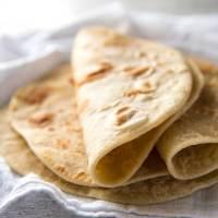 Easy Soft Flatbread Recipe (No Yeast)