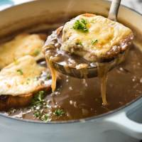 French Onion Soup + CHASSEUR $2,000 Giveaway!