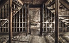 An abandoned location photographer has done time in a haunting, crumbling jail, capturing a series of spooky images. Will Ellis visited the creepy cell block, which still contained the remains of furniture and messages in graffiti. The Essex County Jail, in New Jersey, USA, opened its doors in 1837, and contained a total of 300 cells. It was closed in 1970 and has since become a haven for abandoned photographs who document its decaying state