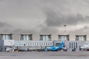 Фоторепортаж из аэропорта Пулково