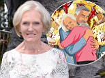 Video available Mandatory Credit: Photo by Jonathan Hordle/REX/Shutterstock (5771210ao) Mary Berry 'The BFG' film premiere, London, UK - 17 Jul 2016