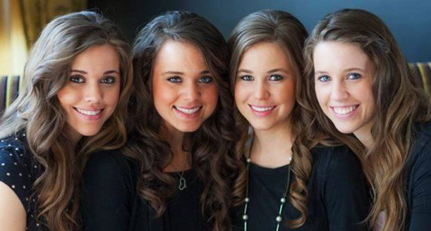 Duggar Girls Victimized ... And It Wasn't Over 10 Years Ago Like You've Heard!
