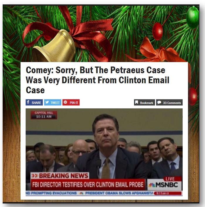 FBI director testifies over Clinton email probe