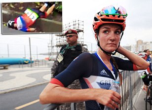 Olympic crash victim Annemiek van Vleuten claims Lizzie Armitstead should not have been at