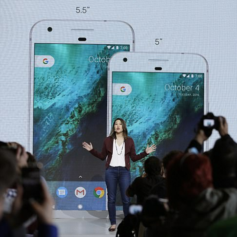 Google unveils the 'AIPhone': Pixel handests have new smart assistant built in