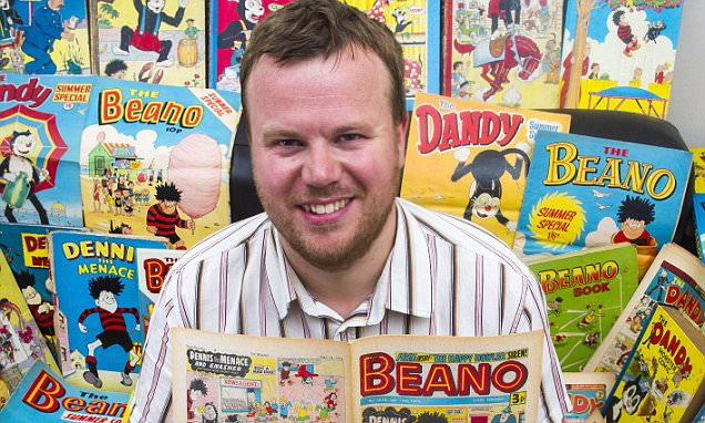 Do you have an old Beano? Then you have an investment that could be worth £20k