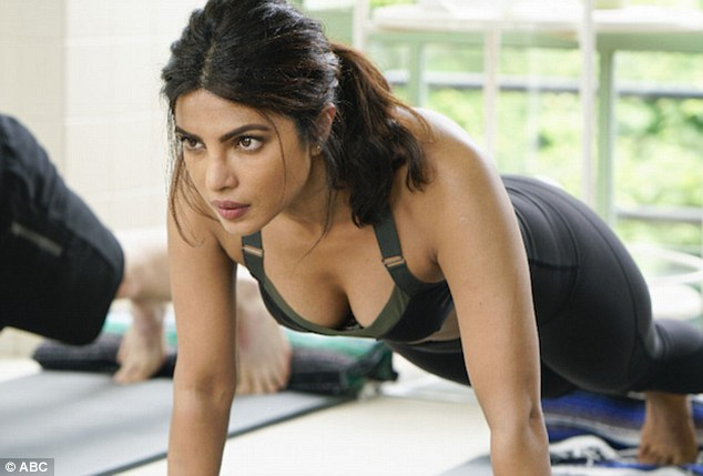 'Everything is not as it seems':Catch more of the South Asian sensation on the second season of Quantico, which airs Sundays on ABC