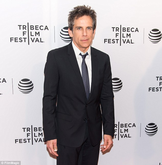 Ben Stiller has revealed he was diagnosed with prostate cancer two years ago - and secretly had surgery to treat it