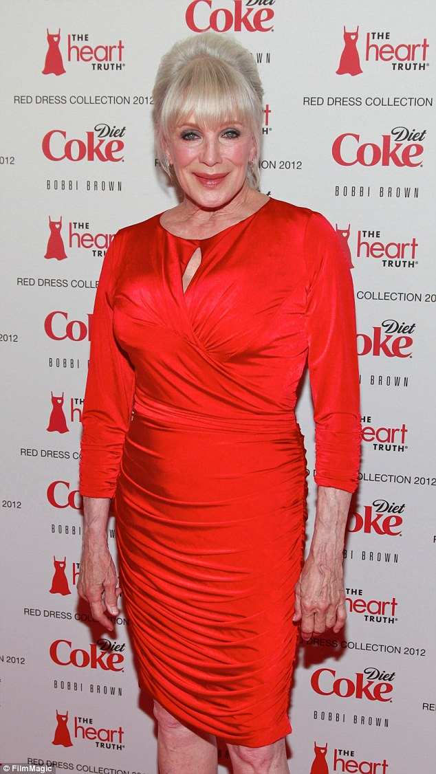 Linda Evans, now 73, retired from acting in the late 90s but won the UK edition of Hell's Kitchen under Marco Pierre White in 2009