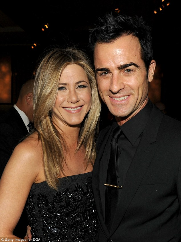 He wants more: The Leftovers star, seen here with Jennifer in 2012, lso revealed he does not know her pass codes