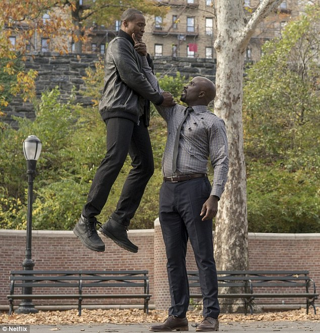 Yes! The teaser arrived four days after Netflix began streaming the critically-acclaimed, binge-worthy series about the unbreakable Luke Cage