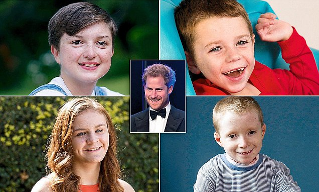 What an inspiration! We meet four of the winners of this year's WellChild Awards