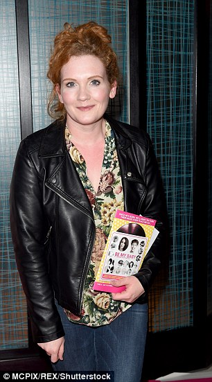 Was there a memo? X Factor alumni Lloyd Daniels Jennie McAlpine rocked matching leather