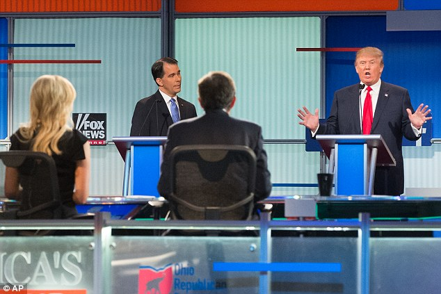 Trump has feuded with Fox News host Megyn Kelly since the first GOP debate in August 2015