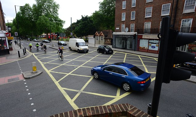 London's Fulham council raises £12m in fines from a yellow box junction