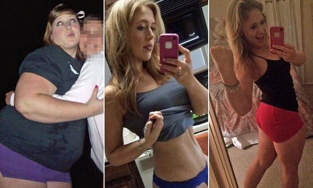 Obese student Emma Pope now rejects the men who once bullied her