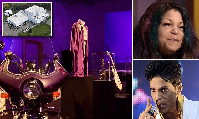 Prince's sister Tyka Nelson reveals she is still trying to cope with singer's death