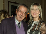 Songwriter Rod Temperton with his wife Kathy
