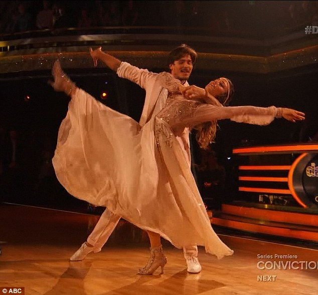 Dance competition:Catch more of Team Glamer on the 23rd season of Dancing with the Stars, which airs Mondays on ABC
