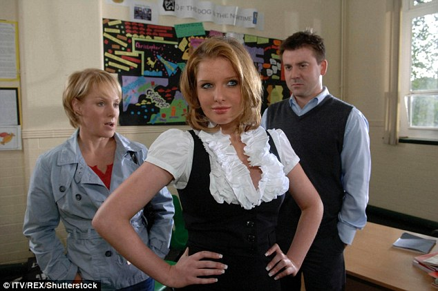 Remember him? The eldest daughter of mechanic Kevin and local snob and gossip Sally, Rosie has caused her own fair share of drama on the cobbles - including an affair with John Stape