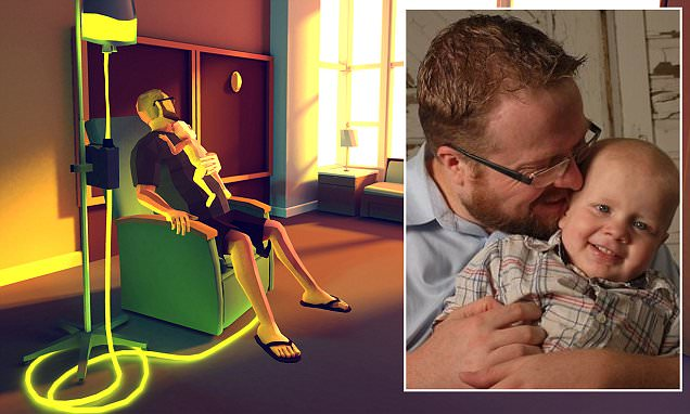 Heartbreaking video game designed by a father to re-enact short life of Joel, his